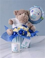 New Baby Boy Edible Arrangement