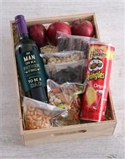 Special Dad Fruit Basket