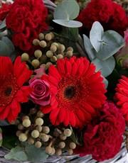 Treat Me Flower Hamper