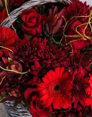 Splendid Rose, Pongracz and Lindt Hamper