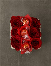 Symbol Of Love Preserved Roses