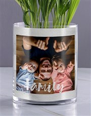 Personalised family Love Fern