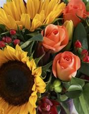 Blooming Floral Arrangement