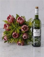 Proteas and Rosé