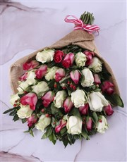 Thank You Rose Bouquet
