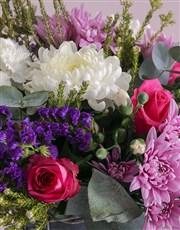 Floral Basket of Delight