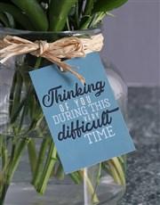 Thinking Of You Flower Arrangement