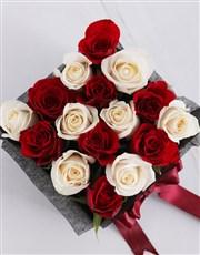 Blissful Rose Blossoms