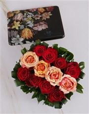 Unique Rose Blooms