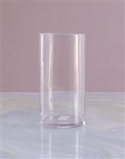 Personalised Family Rose Bunch Photo Vase