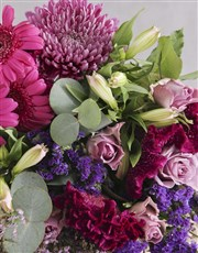 Purple Variety Blossoms