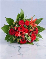 Red Variety Bouquet