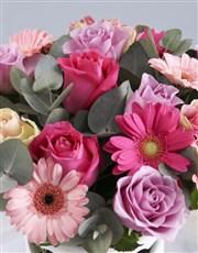 Lovely Mixed Flower Symphony