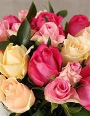 Pretty in Pink Celebration Arrangement