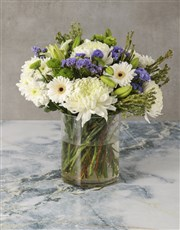 Fresh Sensations Mixed Flowers Arrangement