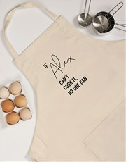 Personalised No One Can Apron