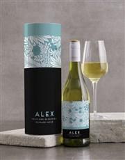 Personalised Tropical Backsberg Wine Tube