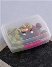 Personalised Unicorn Lunch Box