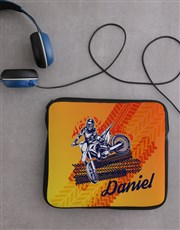 Personalised Motor Tablet Cover
