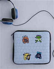 Personalised Monster Tablet Cover