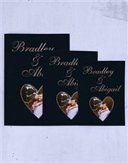 Personalised Romantic Photo Greeting Card