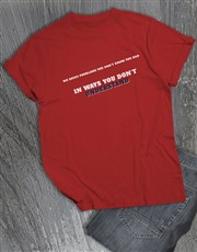 Personalised Problem Solver T Shirt