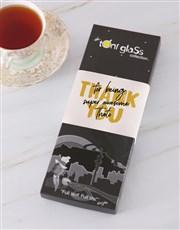 Personalised Thank You Toni Tea Set