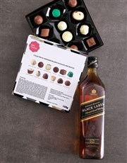 Personalised Greatness Alcohol Truffle Box