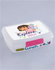 Personalised Explore Lunchbox