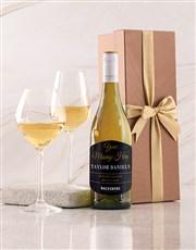 Personalised Gold Backsberg Giftbox