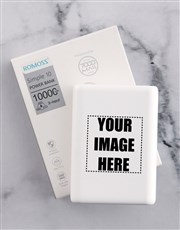Personalised Image Romoss Power Bank