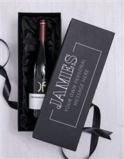 Personalised Diemersfontein Pinotage Wine Gift