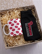 Personalised Property Of Gift Set