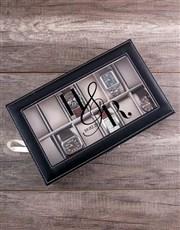 Personalised Anniversary Watch Box