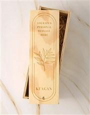 Personalised Botanic Pongracz Crate