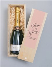 Personalised Chic Pongracz Crate