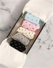 Personalised Birthday Sock Pack