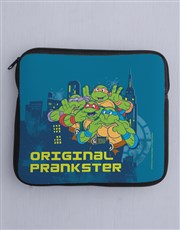 Personalised Ninja Turtles Kids Tablet Cover