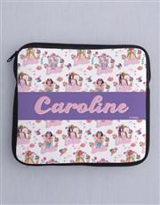 Personalised Barbie Princess Kids Tablet Cover