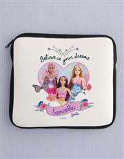 Personalised Barbie Dreams Kids Tablet Cover