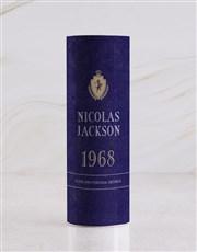 Personalised Jameson Whiskey Classic Tube