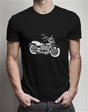 Personalised Classic Birthday T shirt Tin