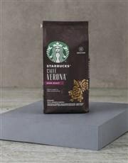 Personalised Starbucks Coffee Tin
