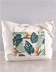 Personalised Paradise Beach Towel And Bag