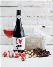 Show your love with this fantastic gourmet hamper