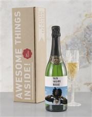 Personalised Chic Photo Rietvallei Wine