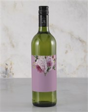 Personalised Pretty and Pink Rietvallei Wine