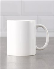 Personalised Memories Mug Tube