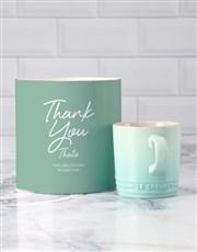 Personalised Thank You Le Creuset Mug Tube