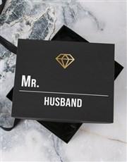 Personalised Husband Man Crate